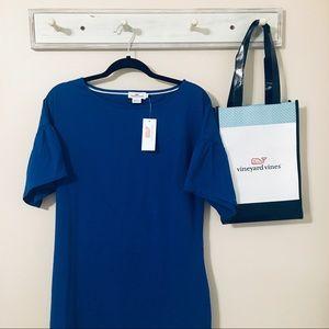 NWT Vineyard Vines Blue Dress